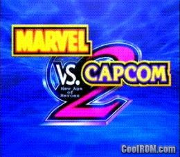 Marvel vs capcom 2 rom iso download for sega dreamcast for Cool roms