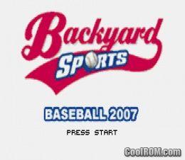 backyard baseball 2007 rom download for gameboy advance gba