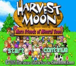 Download Game Harvest Moon Gba Zip