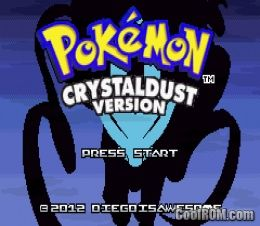 Pokemon crystaldust hack rom download for gameboy for Cool roms