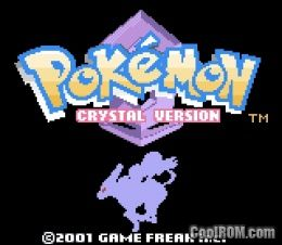 pokemon crystal version rom download for gameboy color gbc