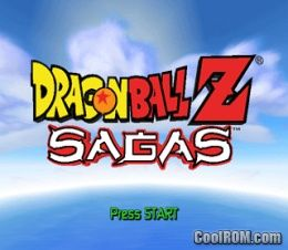 Dragon Ball Z Sagas ROM Free Download for GameCube ...