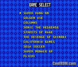 Mega games 10 (brazil) rom download for sega genesis coolrom. Co. Uk.