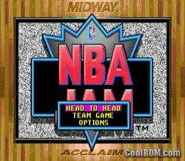 Nba Jam Rom Download For Sega Genesis Coolrom Co Uk
