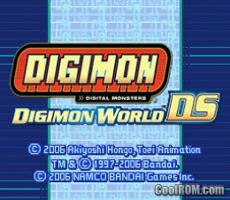 Download digimon world 3 nds rom filebranding for Cool roms