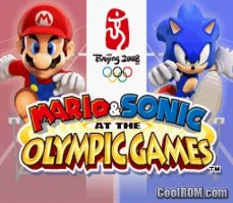 Mario & Sonic At The Olympic Games Rom download free for ...
