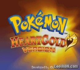 Pokemon heartgold rom download for nintendo ds nds for Cool roms