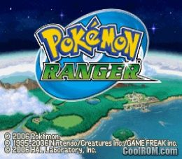 ranger rom for nintendo ds nds coolrom au