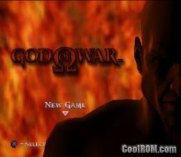 God Of War Rom Iso Download For Sony Playstation 2 Ps2 Coolrom Com