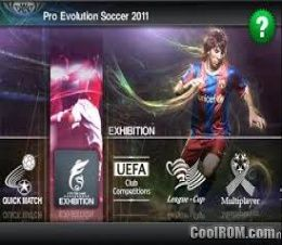 Pro Evolution Soccer Playstation