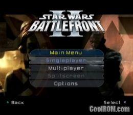 Star Wars Battlefront Emulator