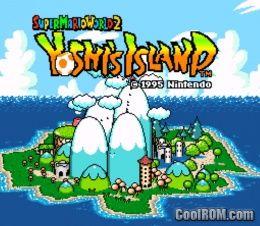 super mario yoshi island download
