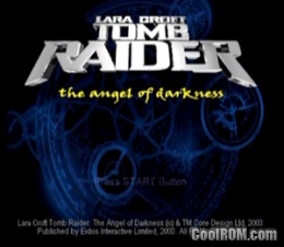 Lara Croft Tomb Raider The Angel Of Darkness Europe En Fr De Es It Rom Iso Download For Sony Playstation 2 Ps2 Coolrom Com Mobile