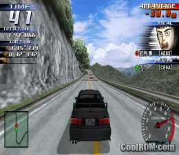 Initial D Street Stage Japan Rom Iso Download For Sony