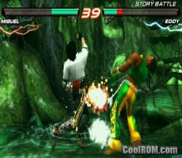 Tekken 6 Europe Rom Iso Download For Sony Playstation Portable